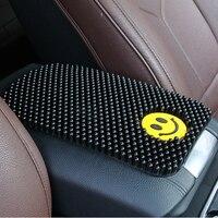 Car Decoration Anti Slip Mat Smile Gecko Pattern Silica Gel Massage Auto Ornament Non Slip Pad