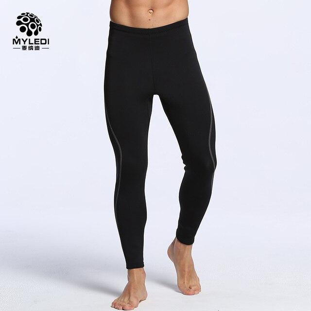 f4e9e2090709 € 27.13 |MYLEDI de buceo de Neopreno de 2mm suave y cómodo pantalones  largos para los hombres en Trajes de cuerpo de Deportes y ocio en ...