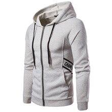 Men Tracksuit Brand Hooded Sweatshirt 2017 Fashion Polo Hoodie Hooded Jacket Men Streetwear Mens Hip Hop Fashion XXL