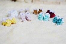 Бесплатная доставка Ручной Кролик снегоступы для obitsu11 ob11 cu-пош 1/12 bjd Куклы Аксессуары toys подарок девушка играть дом
