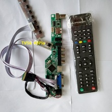 kit for LP156WH4(TL)(D2) Controller driver board Panel Screen LCD LED 40pin LVDS VGA remote 15.6″ USB HDMI TV AV 1366X768