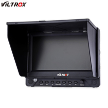 VILTROX DC-70EX Professional 7 inch TFT Screen HDMI Camera Video Monitor For Sony Nikon Canon DSLR Cameras