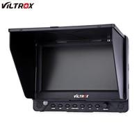 VILTROX DC 70EX Professional 7 Inch TFT Screen HDMI Camera Video Monitor For DSLR Cameras
