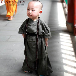Buddhist monk robes kids shaolin monk clothing child buddhist monk clothing  AA1918