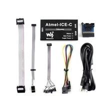 Atmel ICE C Kiti Güçlü geliştirme aracı için hata ayıklama ve programlama Atmel SAM ve AVR mikrodenetleyiciler ATMEL ICE PCBA içinde