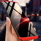 GKK Case for Huawei Honor Play 8X Max 10 Lite Case 6.3 inch 360 Full Protection 3 in 1 Matte Back Cover for Honor 10 lite Coque