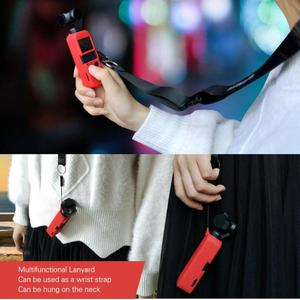 Image 5 - For DJI OSMO Pocket Handheld Gimbal Camera Soft Silicone Case Cover Skin Housing Shell Skid proof Gimbal Accessories Candy Color