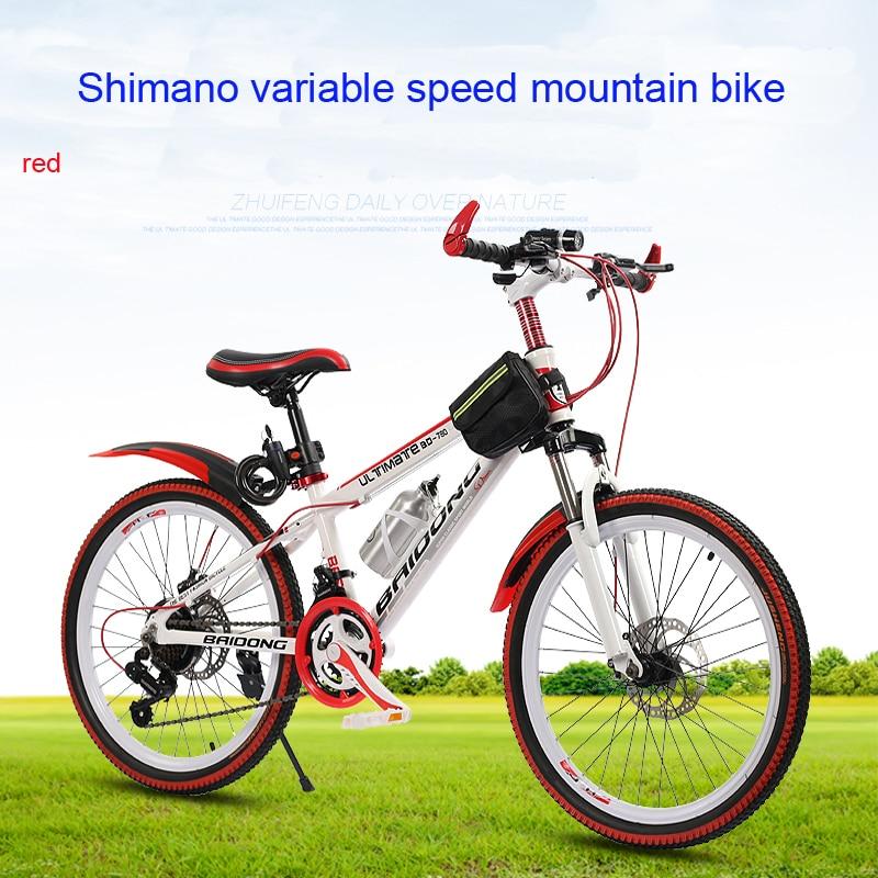 HTB1JRfyXL5TBuNjSspmq6yDRVXac 20/22/24/26inch bike 21/24/27speed variable speed mountain bicycle multicolor wheel mountain bike Double disc brake bicycle