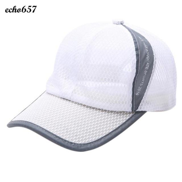 Hot Sale Baseball Caps Echo657 New Designer Fashion Summer Breathable Mesh Baseball  Cap Men Women Hats 2b858abb299