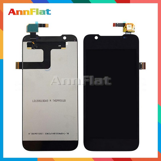 high quality 4.5'' For ZTE Grand Era V985 U985 LCD Display Screen With Touch Screen Digitizer Assembly Free shipping