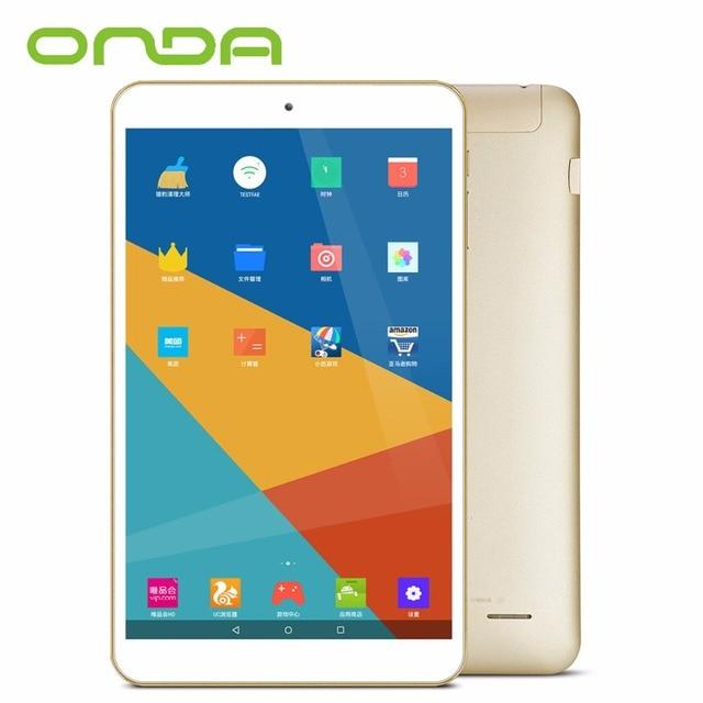 Onda V80 Plus Dual OS Tablet PC Windows 10 & Android 5.1 8.0 inch IPS Screen Intel Z8300 64bit 2GB RAM 32GB ROM Dual Cameras