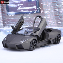 Bburago 1:24 Lamborghini car model high imitation  die casting metal children toy boyfriend gift simulation alloy car collection цены