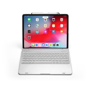 Image 2 - Für iPad Pro 12,9 2018 Bluetooth Tastatur Fall Auto Sleep/Wake Schutzhülle Für iPad 12,9 2018 Wireless bluetooth Tastatur