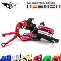 Motorcycle Brake Clutch Lever Hydraulic Pump Master Cylinder for honda varadero 125 honda xr250 honda cb600f hornet yamaha dt 50