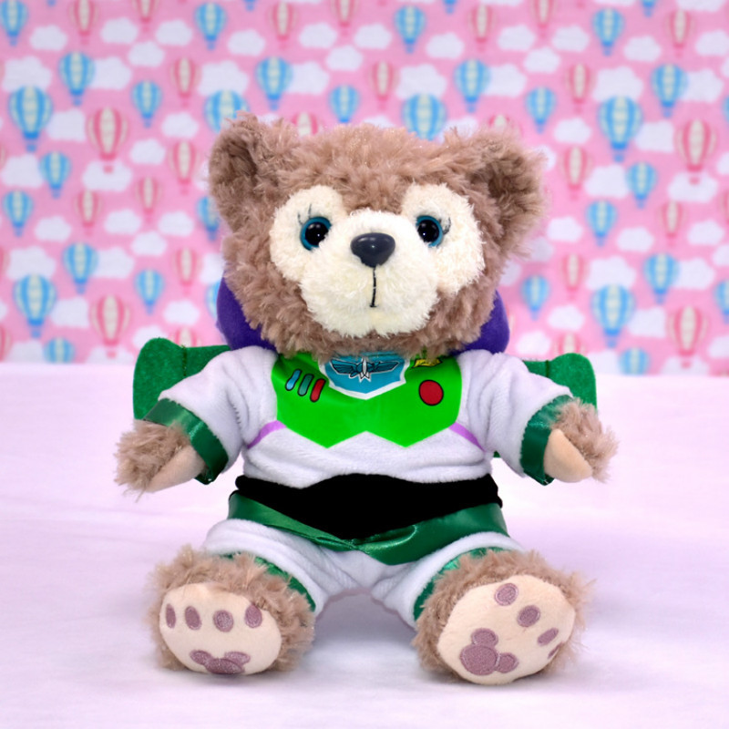 Kawaii Cosplay Toy Story Buzz Lightyear Duffy Shelliemay Dolls Stuffed Toys Gifts For Children Cute Plush Animals Christmas Gift toy story bunny toys