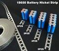 Бесплатная Доставка 18650 никель газа литиевая батарея чистого никеля пластины 2P2S 3P2S 4P2S 5p2s 6p2s 8p2s 9p2s 10P2S никель пояс