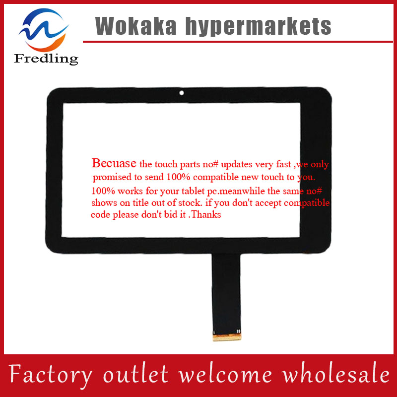 Original 7 inch Treelogic Gravis 73 3G GPS Tablet PC touch screen digitizer glass touch panel replacement Free Shipping