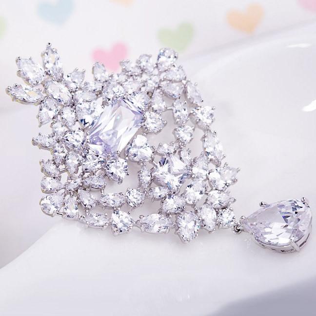 LUOTEEMI Χονδρικό Μπουκέτο Γαμήλιων - Κοσμήματα μόδας - Φωτογραφία 2
