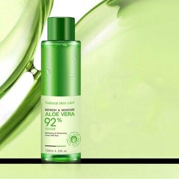 120ML Natural Aloe Vera Face  4