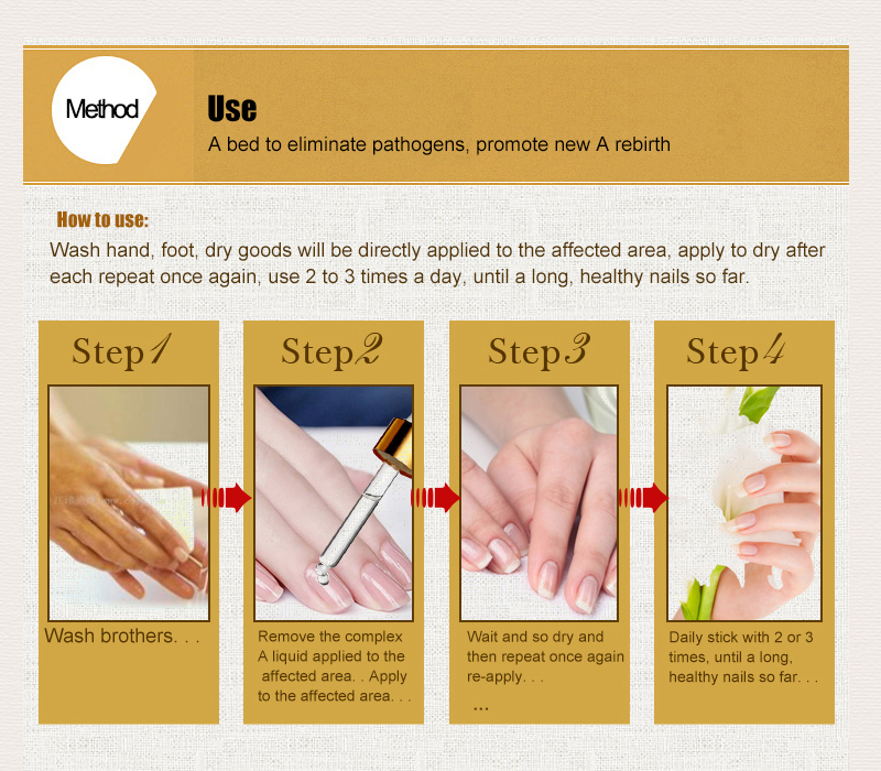 Hot Product Chinese Medicine Fungal Nail Treatment Essence Nail And Foot Whitening Toe Nail Fungus Removal Feet Care Nail Gel 10