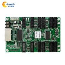 Nova mrv330 cartão receptor para ao ar livre e indoor display led sistema de controle