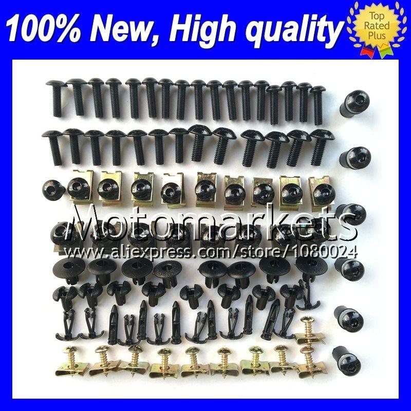 Fairing bolts full screw kit For SUZUKI GSXR1000 07 08 GSXR 1000 GSX R1000 GSXR 1000