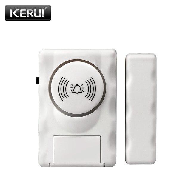 Kerui Mc06 Home Security Burglar Alarmwireless Sensor Windowdoor