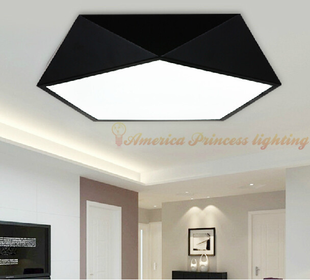 LED Ceiling Lamp bedroom lamp geometry creative den kitchen balcony aisle lighting fixtures,AC110-240VLED Ceiling Lamp bedroom lamp geometry creative den kitchen balcony aisle lighting fixtures,AC110-240V