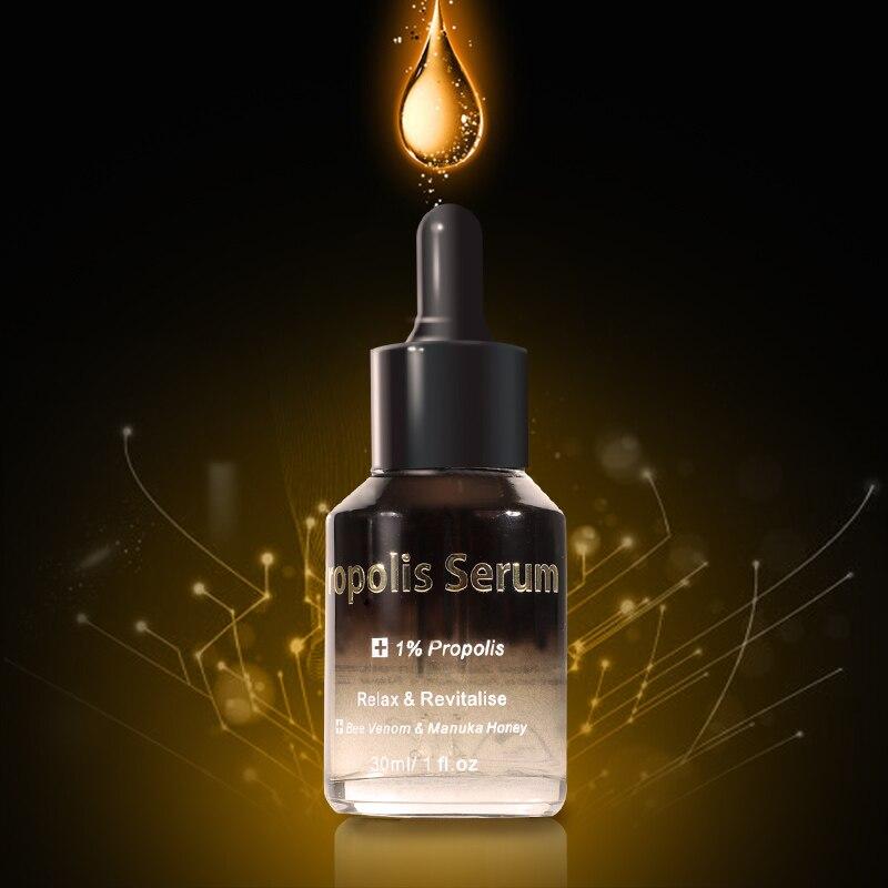 JYP NewZealand Intensive 1%Propolis Serum Organic Manuka Honey Cream Antiseptic Anti wrinkles Increase skin elasticity Healing