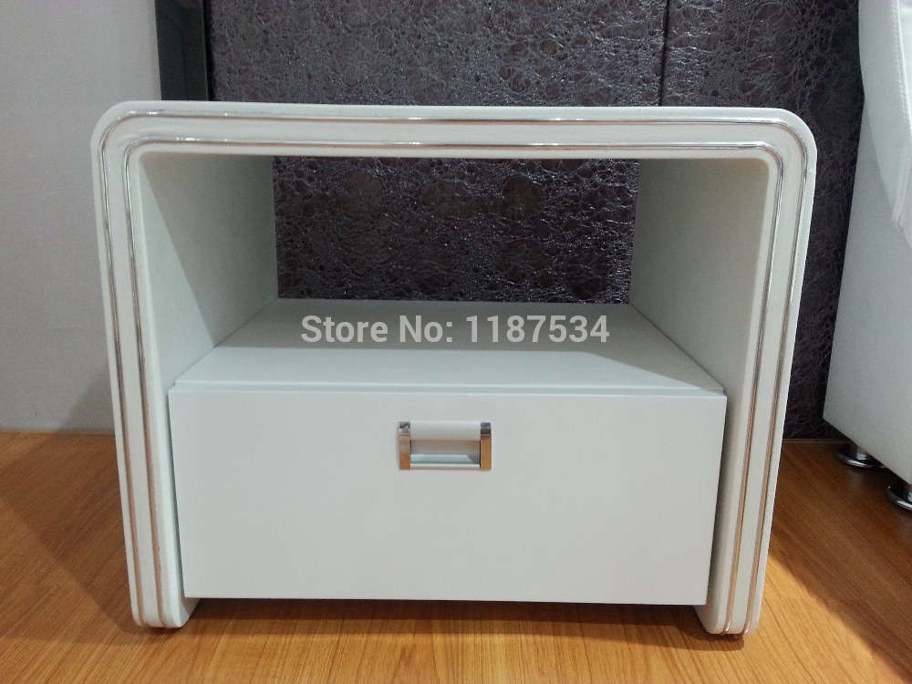 G07 Wholesale factory price nightstand bedside table cabinet for bedroom furniture set