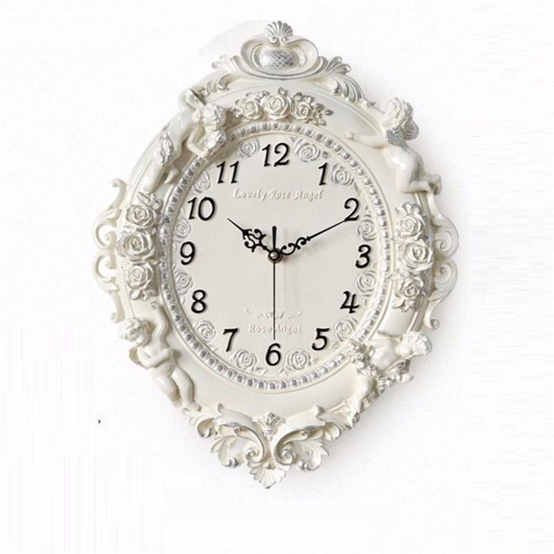 Salon de Coiffure Confiture Dinding Murale Grande Taille Cuisine Reloje Casa Relogio De Parede Saat Reloj Pared Horloge Murale Horloge Murale