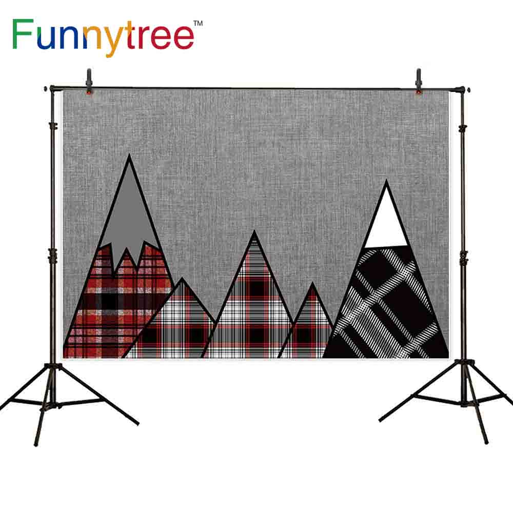 Digital Gear Bags Roadfisher Black Beige Grey Plaid Ins Photography Background Backdrop Diy Sawing Fabric Desk Table Cloth Shooting Tool Props