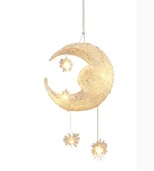 Kids Hanging Lights: Kid Children Bedroom Lighting Modern Pendant Light Hanging