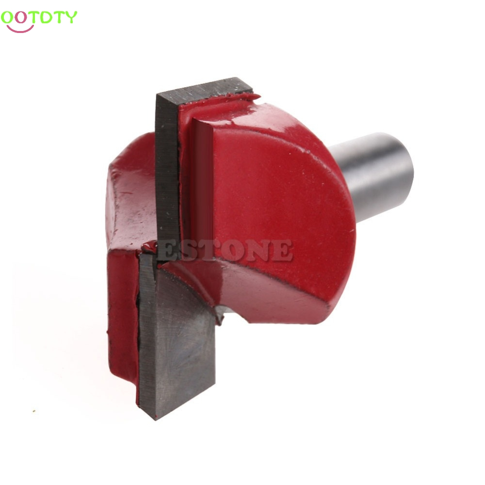 1/4 Router CNC Woodworking V Groove Bottom Cleaning Bit 6mmx22mm Milling Cutter