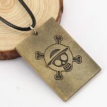 One Piece Pendant Necklace