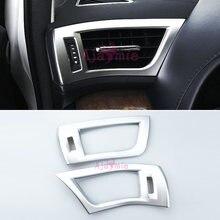 Хромированный Стайлинг автомобиля внутренняя панель приборной