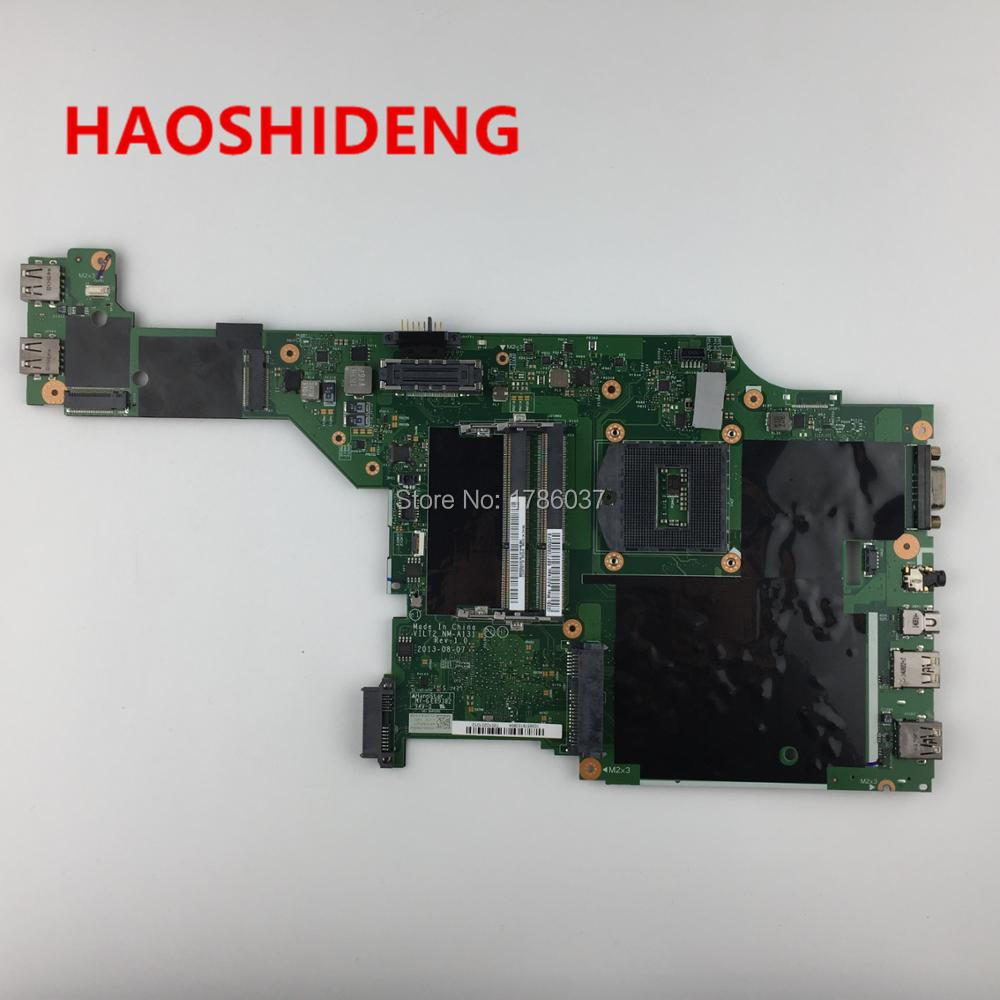 все цены на FRU 00HM971 VILT2 NM-A131 For Lenovo T440P series Laptop motherboard PGA 947.All functions fully Tested ! онлайн