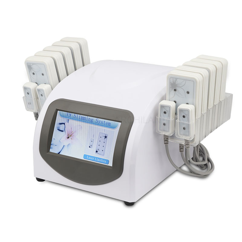 lipo laser slimming machine (3)