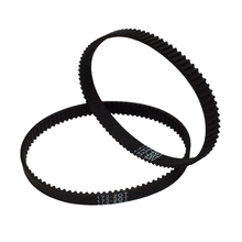 2GT-6 2/5/10PCS Rubber Timing Belt 752/760/784/800/810/840/848/852/860/900/930mm Length 6/9mm Width For 3D Printing