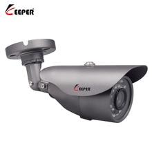Keeper AHD 720P 1200TVL Bullet Surveillance CCTV Camera 1280 720 1 0MP Waterproof IR Night Vision