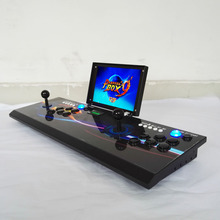 Multi game 1500 in 1 arcade game console for 2 player VGA and HDMI output цена