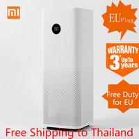 Xiaomi Air Purifier Pro Air Cleaner Health Humidifier Smart OLED Display 500m3/h 60m3 Smartphone APP Control Household Hepa