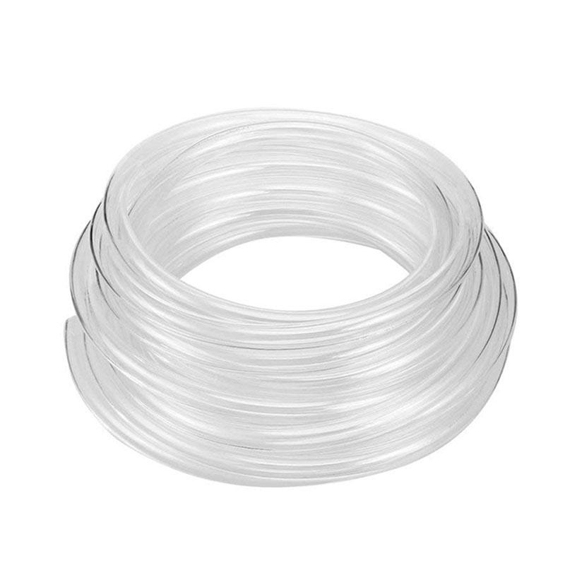 Cheapest <font><b>12mm</b></font> X 8mm Pneumatic Air PU <font><b>Hose</b></font> Pipe Tube 10 Meter 32.8ft Clear image