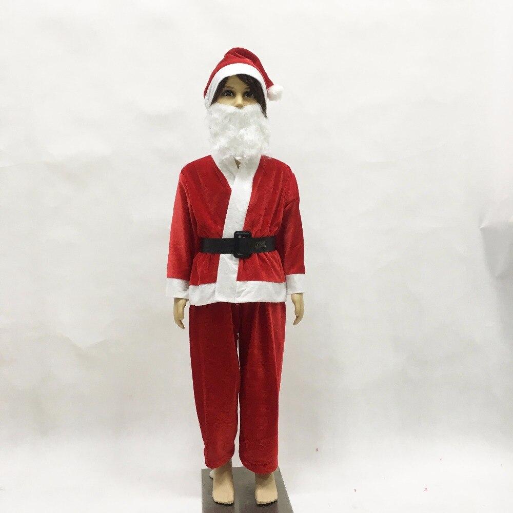 Kinder weihnachten santa claus kostüm cosplay weihnachtsmann ...