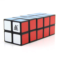 WitEden Unequal 2x2x5 Camouflage Magic Cube Professional Speed Puzzle 225 Cube Educational Toys for Children cubo magico