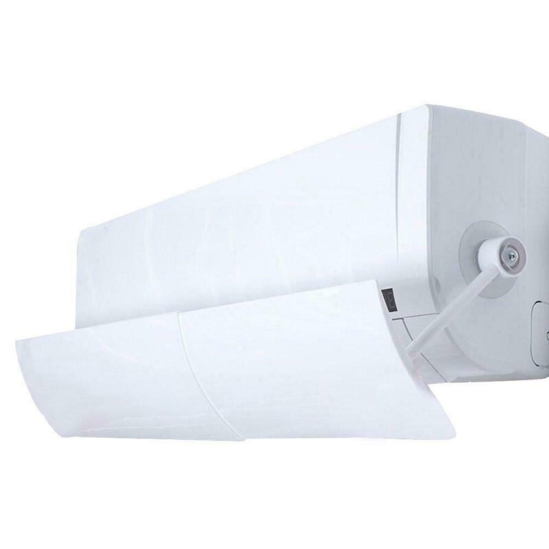 1pc Anti Direct Blowing Air Conditioner Wind Shields Cold Wind Gas Deflectors Wind Shield Tool Parts