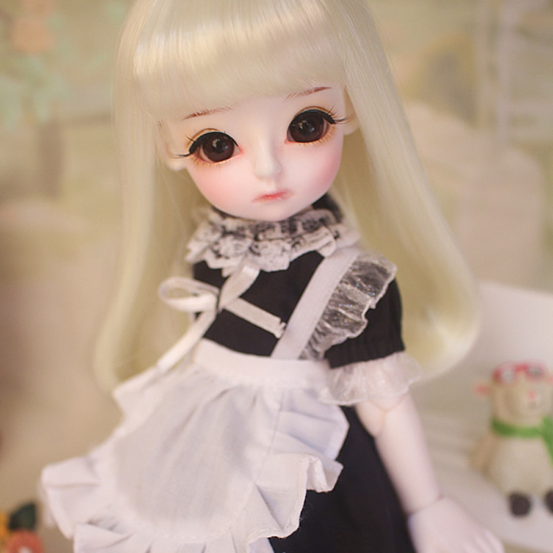 Free Shipping 1/6 BJD Doll LOVELY Cute lina Melissa Resin Joint Doll For Baby Girl Birthday Gift цена и фото