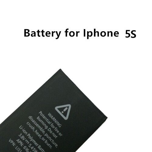 ETERNO Li Ion Polymer Battery For Apple Iphone 5s Cell Phone Replacement Batteries For Iphone 5