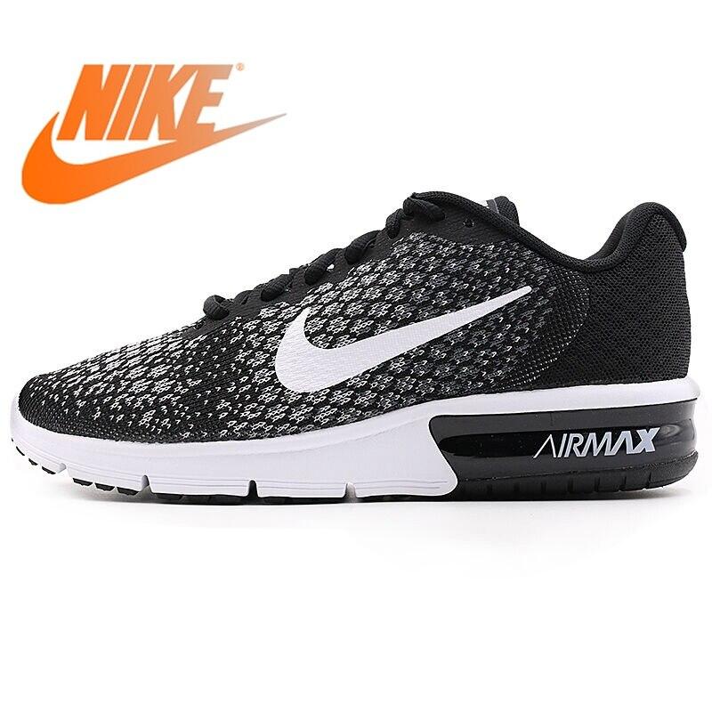 Nouveauté originale NIKE Air Max chaussures de course baskets femmes été léger respirant amortissement décontracté chaussures de sport 852465