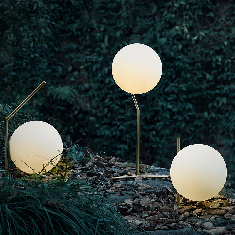 Minimalist Art Decor ball Table Lamp Geometry Abstract Design Through-Cared Bedroom Bedside Table light Decoration Abajur minimalist art decor ball table lamp geometry abstract design through cared bedroom bedside table light decoration abajur